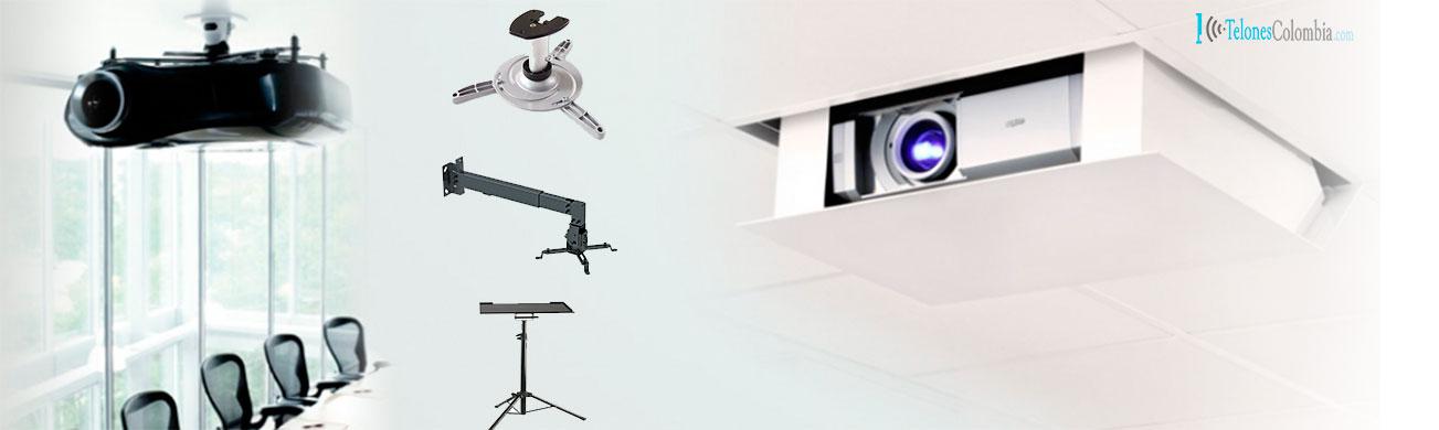 Soporte especial para proyector laser epson sony - Soportes para proyectores ...